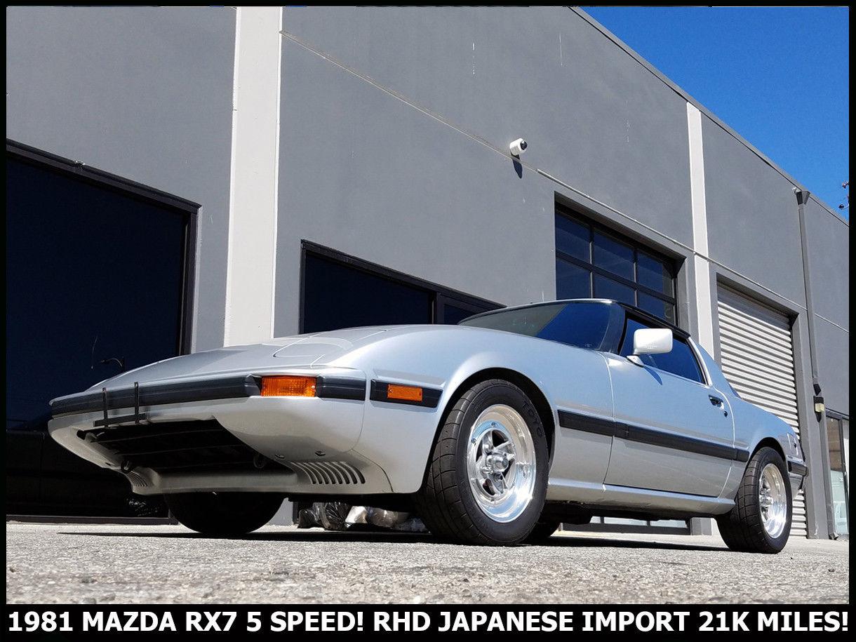 1981 Mazda Rx7 Parts | Mazda Cars