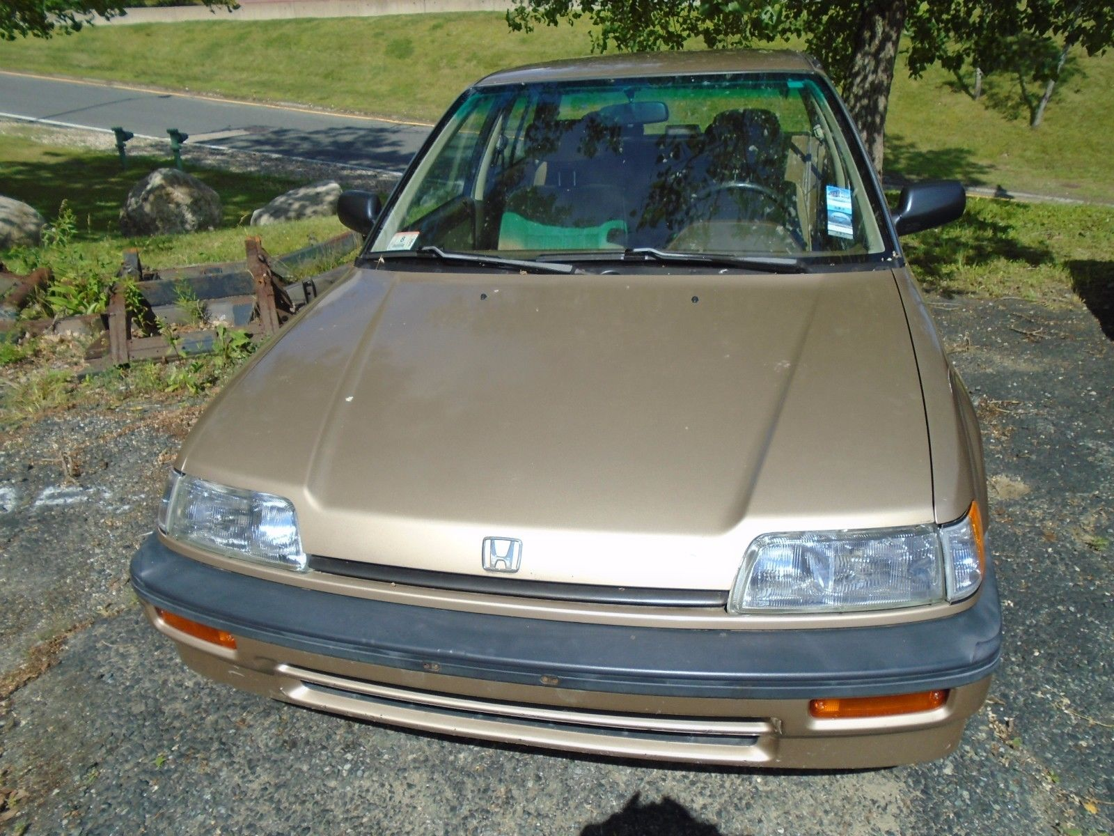 Amazing 1989 Honda Civic Low Mileage 2018 2019