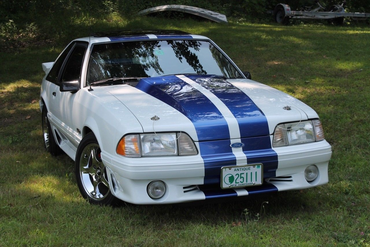 91 Mustang Gt >> Amazing 1991 Ford Mustang Gt Foxbody 2019