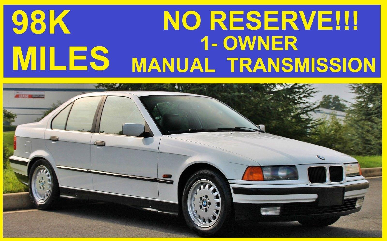1995 bmw 3 series 325i convertible 5 speed manual transmission.