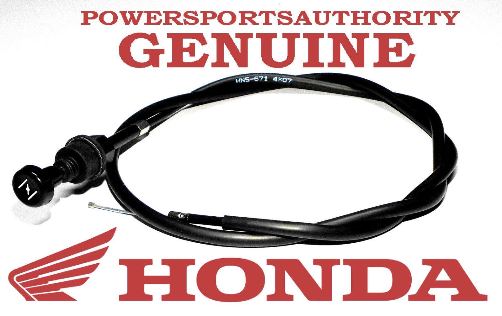 Choke Cable Carb Fit HONDA Rancher 350 OEM Carburetor 2000-2003 17950-HN5-671