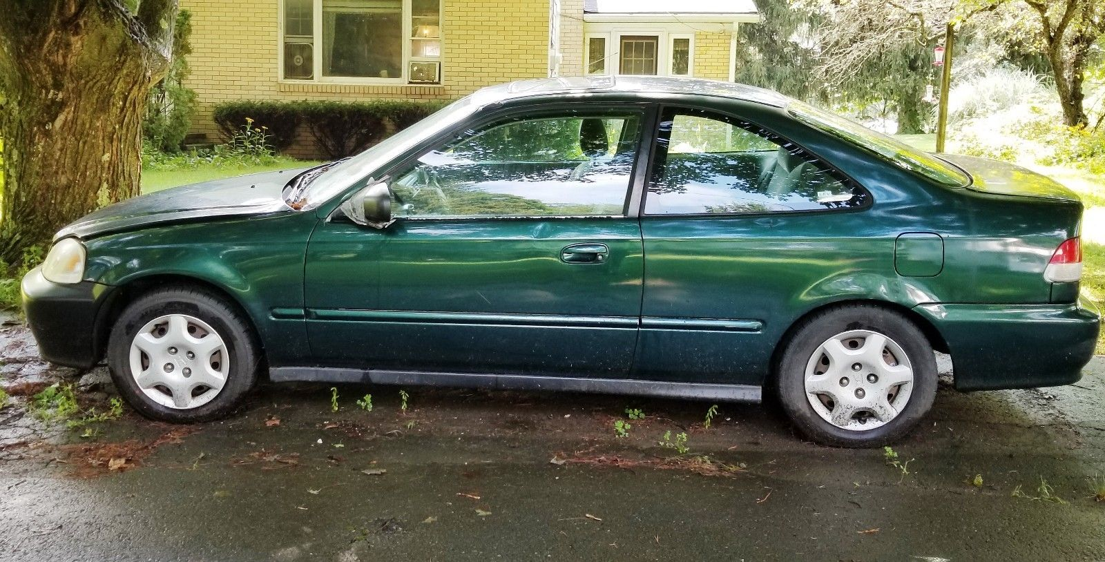 Awesome 2000 Honda Civic Ex 2000 Honda Civic Ex For Parts Only