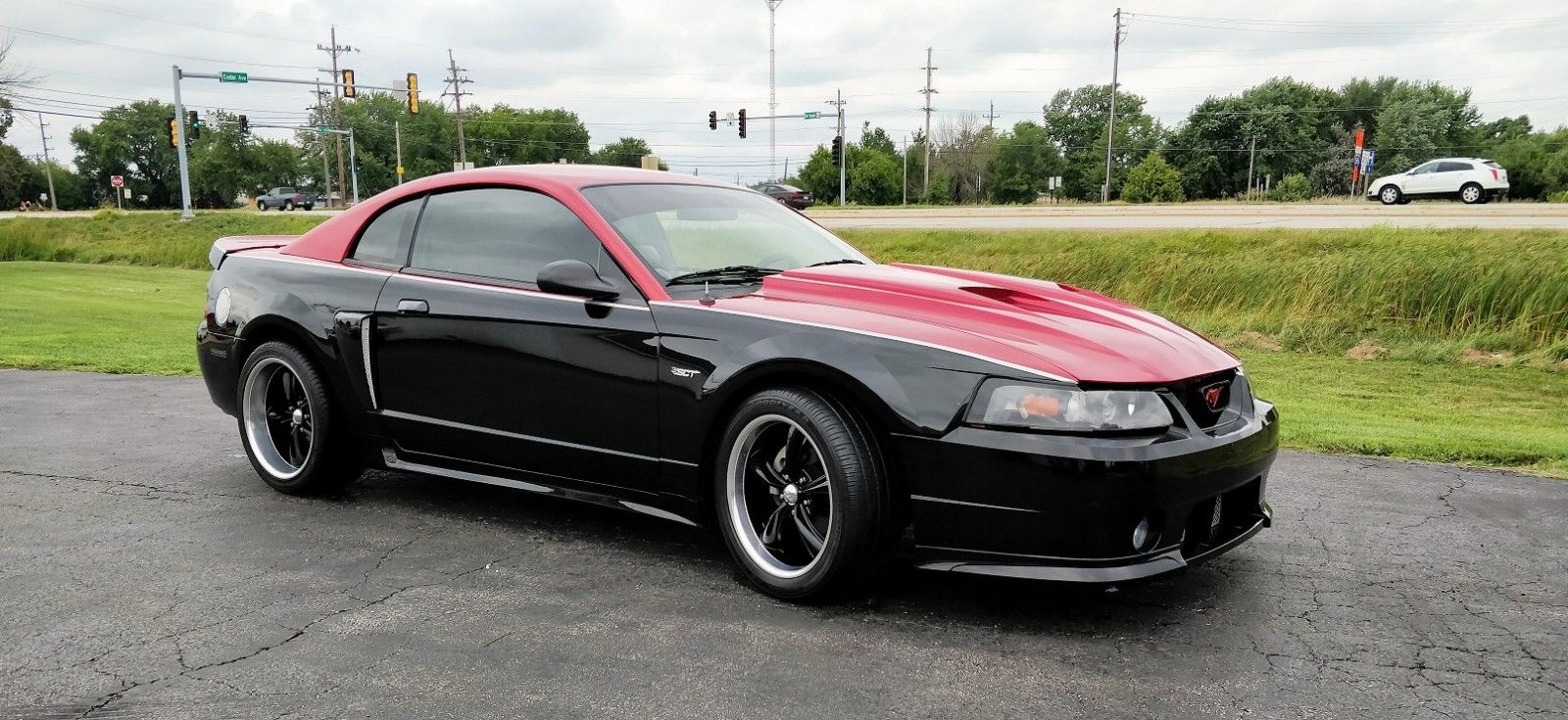 Amazing 2001 Ford Mustang Gt Nice Coupe Low Miles Fast Lots Of Upgrades No Reserve 2018