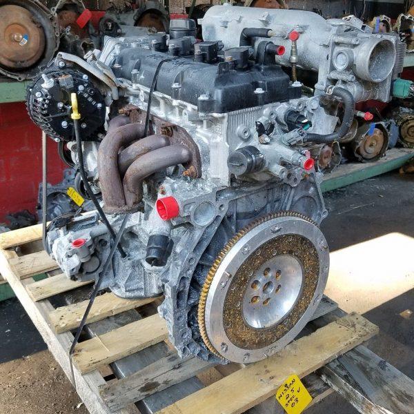 Great 2002 2003 2004 2005 2006 NISSAN ALTIMA SENTRA SE-R SPEC V ENGINE JDM  QR25 2 5L 2018