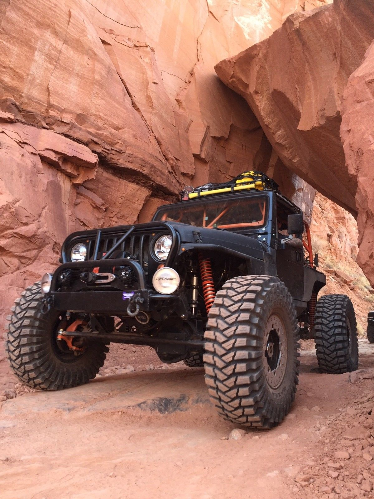 Jeep Rock Crawler >> Great 2003 Jeep Wrangler Rubicon 2003 Jeep Wrangler Tj Rock