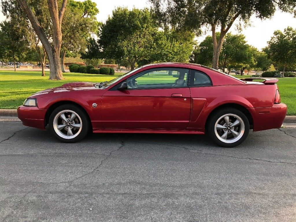 Awesome 2004 ford mustang gt 2004 ford mustang gt coupe 40th anniversary 4 6 v8 automatic 2018 2019