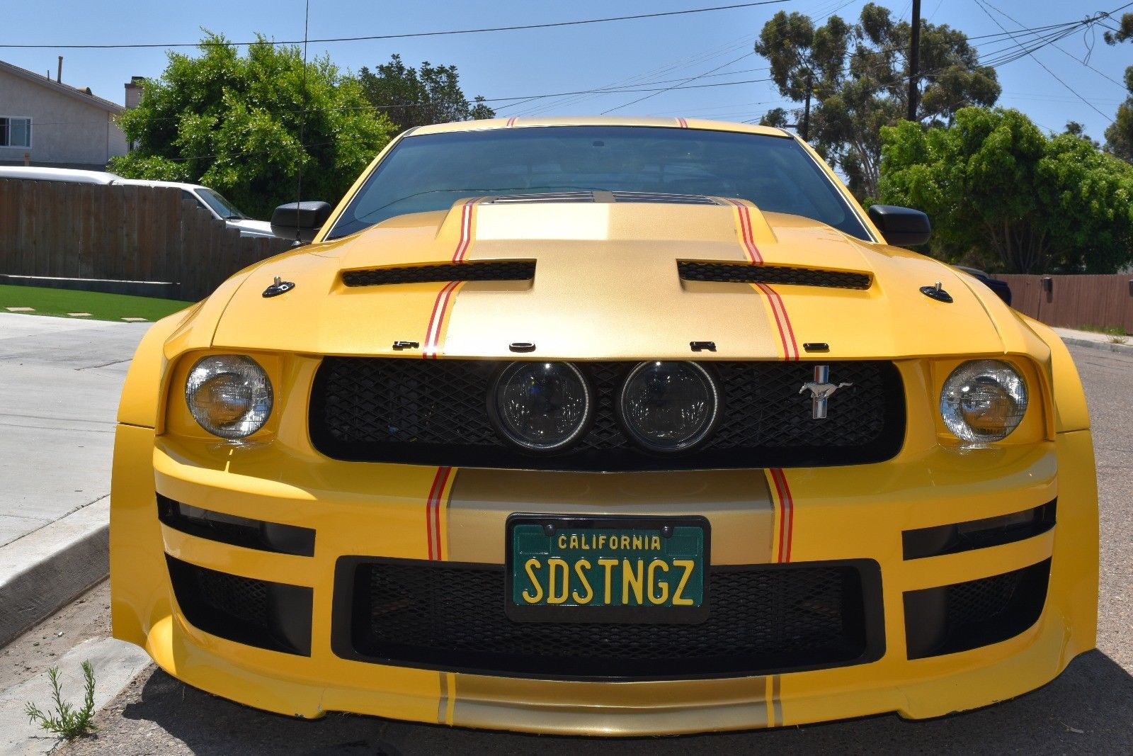 Great 2005 ford mustang gt mustang 2005 custom wide body 2019
