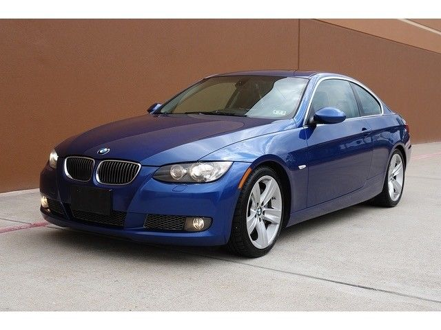 Amazing 2007 Bmw 3 Series Sport Package Blue 335i Coupe Navigation Paddle Shifters Clean 2018 2019