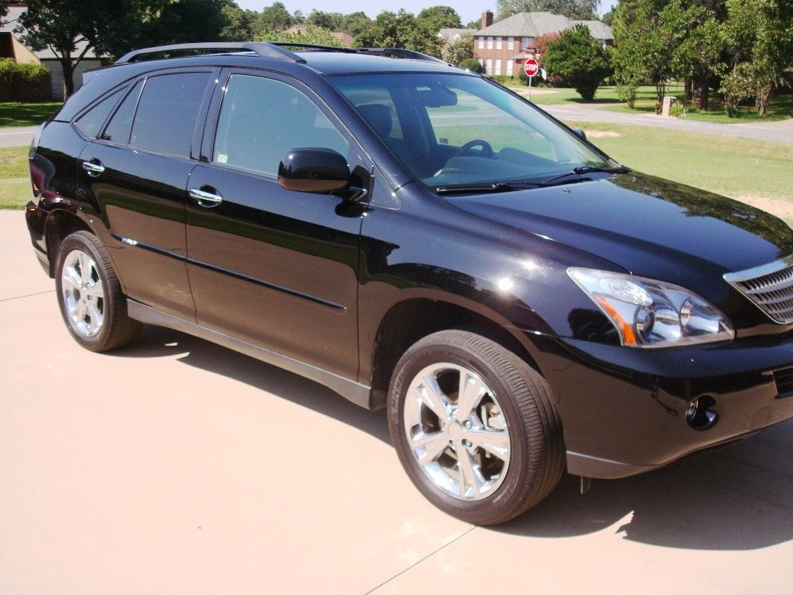 Great 2008 Lexus Rx Wood Chrome 400h 4dr Hybrid Suv 82 844 Miles In Excellent Condition 1 Owner 2018 2019