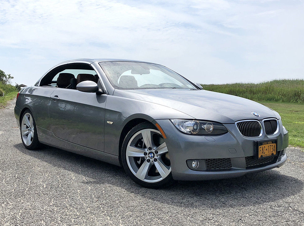 Awesome 2009 Bmw 3 Series 335i Convertible Low Miles Well Maintained Loaded For By 2nd Owner 2019