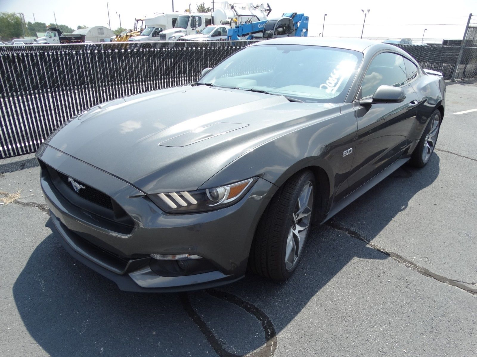 Great 2016 Ford Mustang Gt Premium Coupe 5 0l V8 2006629 2018 2019