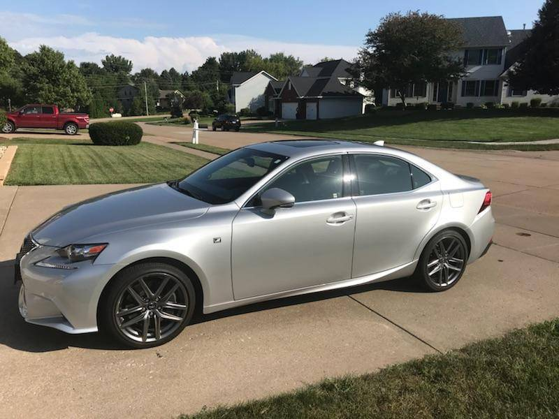 Great 2016 Lexus Is 300 Fsport Awd Is300 F Sport 3 5l Excellent 2019
