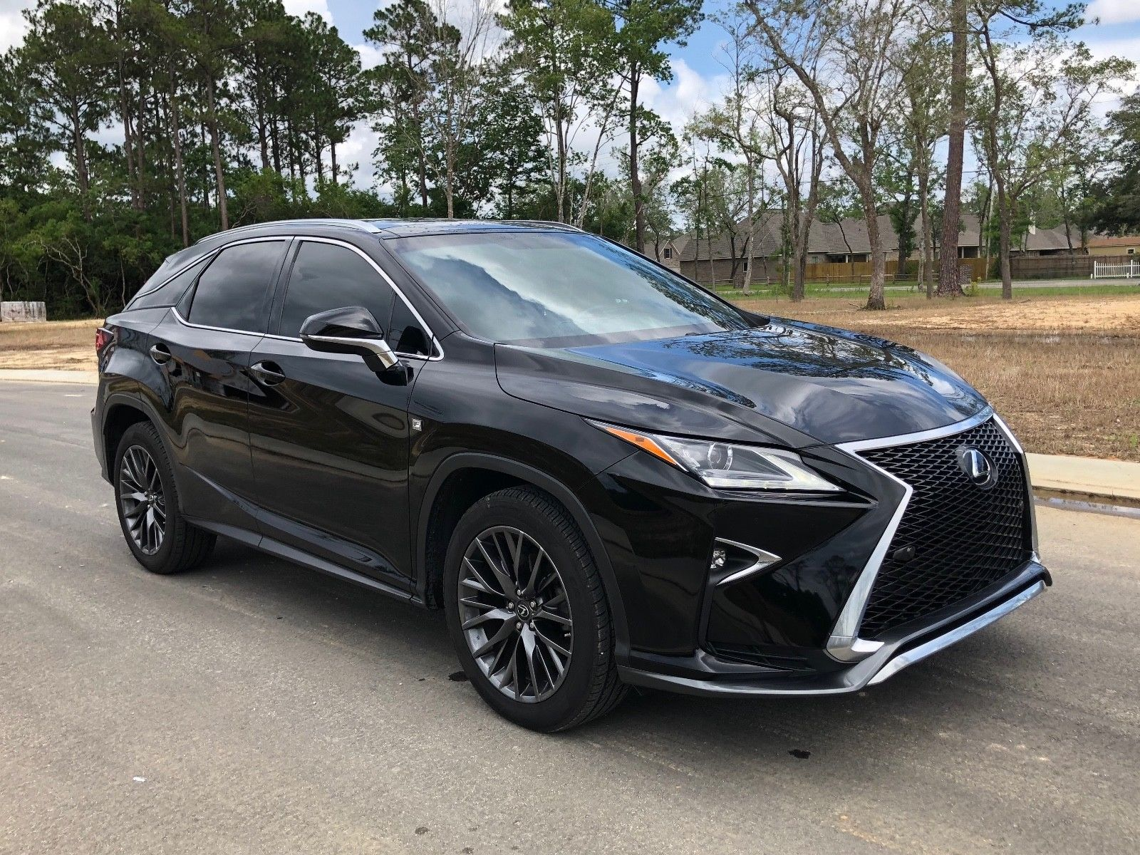 Great 2016 Lexus Rx F Sport Rx350 2019