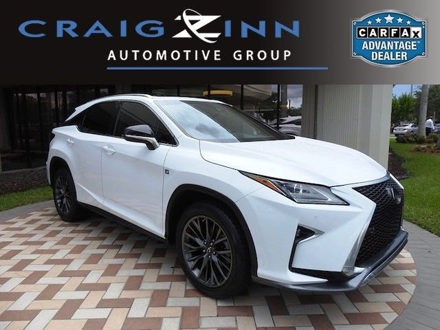 Great 2017 Lexus Rx 350 White F Sport With 15 110 Miles Available Now 2019