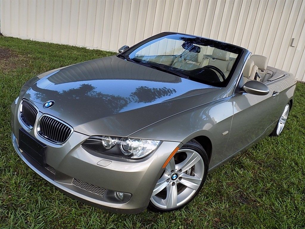 BMW 335I Convertible >> Great 3 Series 335i Convertible Super Clean Southern Bmw