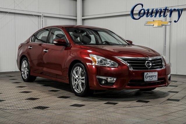 Awesome Altima 3 5 Sl 2013 Nissan Altima 3 5 Sl 66461 Miles Cayenne Red Metallic 4d Sedan 3 5l V6 Dohc 2018