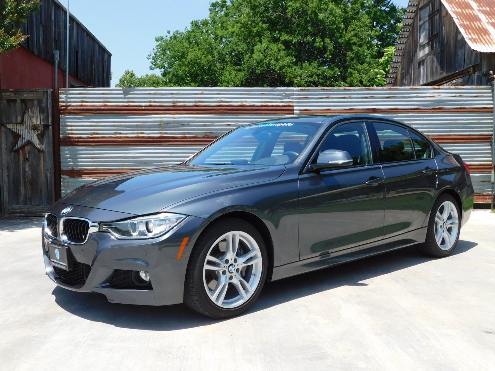 Awesome Bmw 335i 335i M Sport 2015 Gray M Sport 335i Meticulously