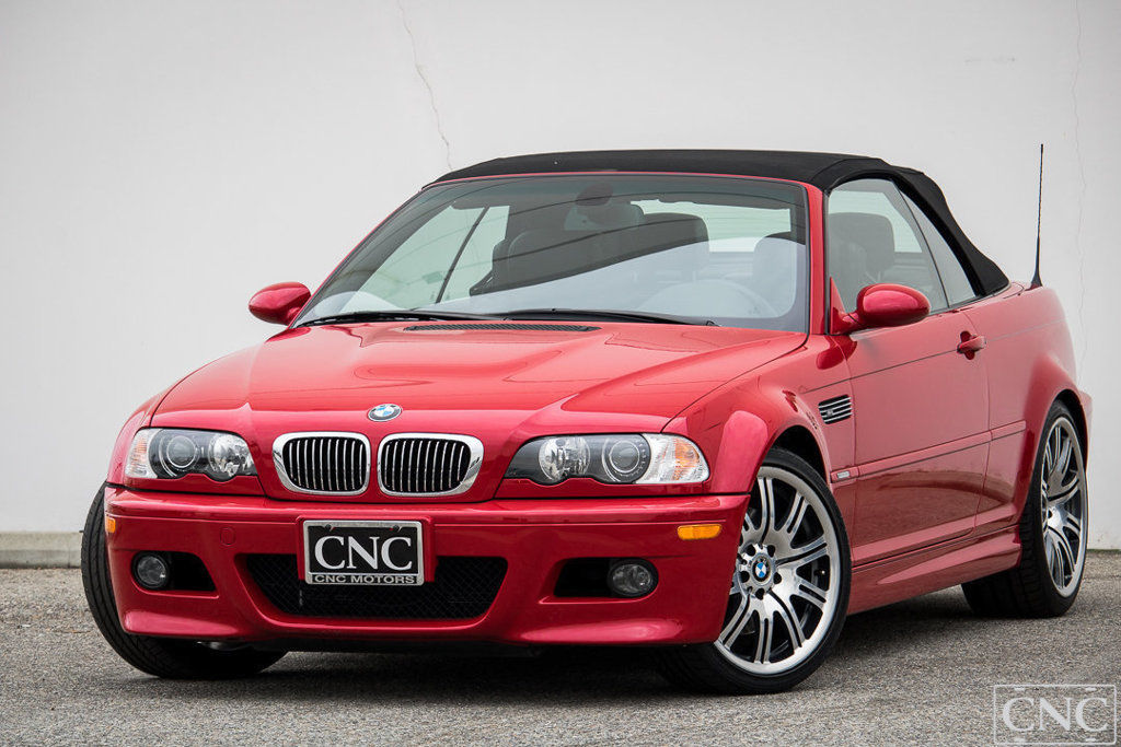 Amazing Bmw M3 2006 Bmw M3 M 3 Convertible Imola Red Only 24804