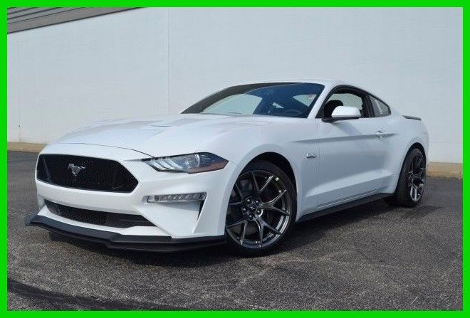 Awesome Ford Mustang Gt 2019 Performance Package Level 2 Pp2 Magnaride Brembo Track Ready 2018