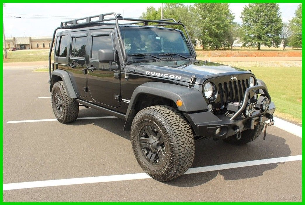 jeep wrangler unlimited manual