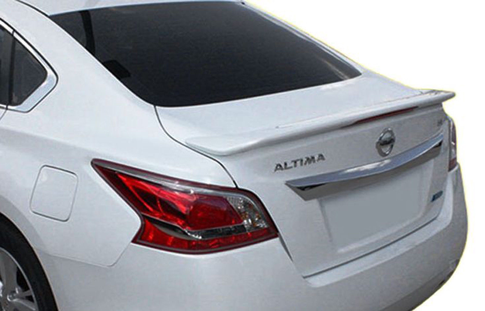 Awesome Painted Spoiler For A Nissan Altima Factory Style 2016 2018