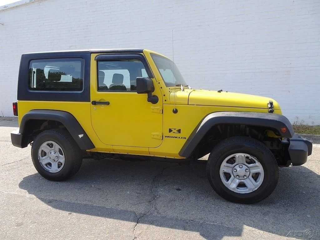 Awesome 2008 Jeep Wrangler x 2008 Jeep Wrangler X 2 door ...