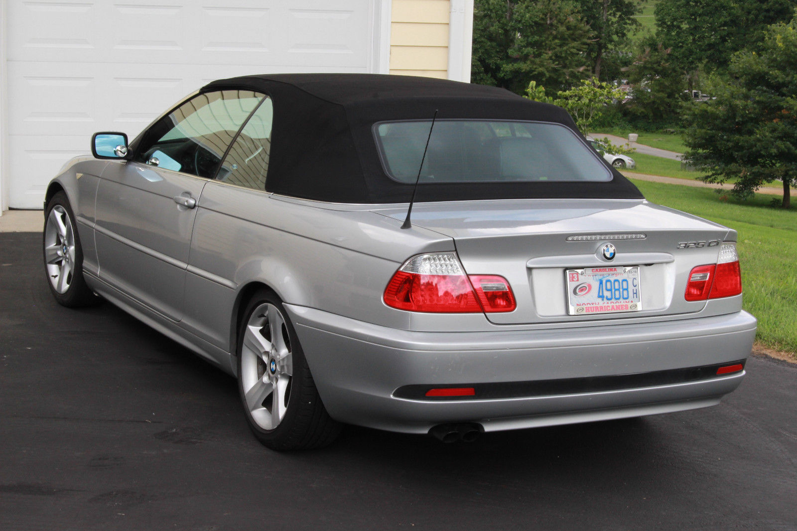 Amazing 2004 BMW 3-Series 325Ci 2004 BMW 325 CI convertible with premium  package and sport package 2019