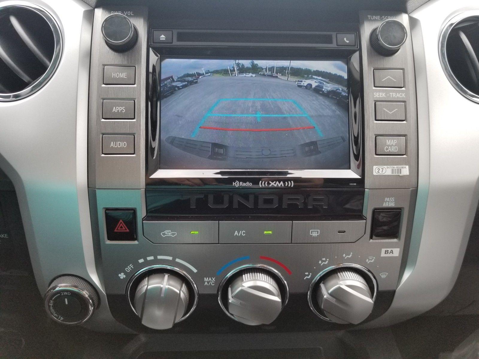 Amazing 2018 Toyota Tundra 2018 Crewmax 5.7L V8 4WD SR5 ...