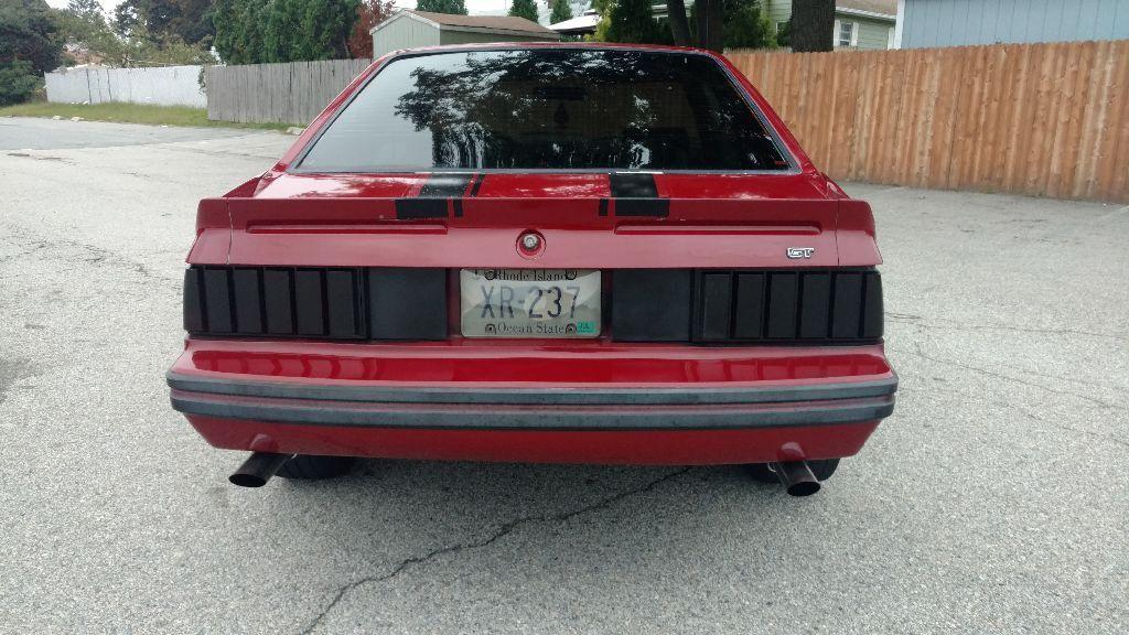 1982 Mustang Gt >> Awesome 1982 Ford Mustang Gt 1982 Mustang Gt 5 0 Foxbody 2019