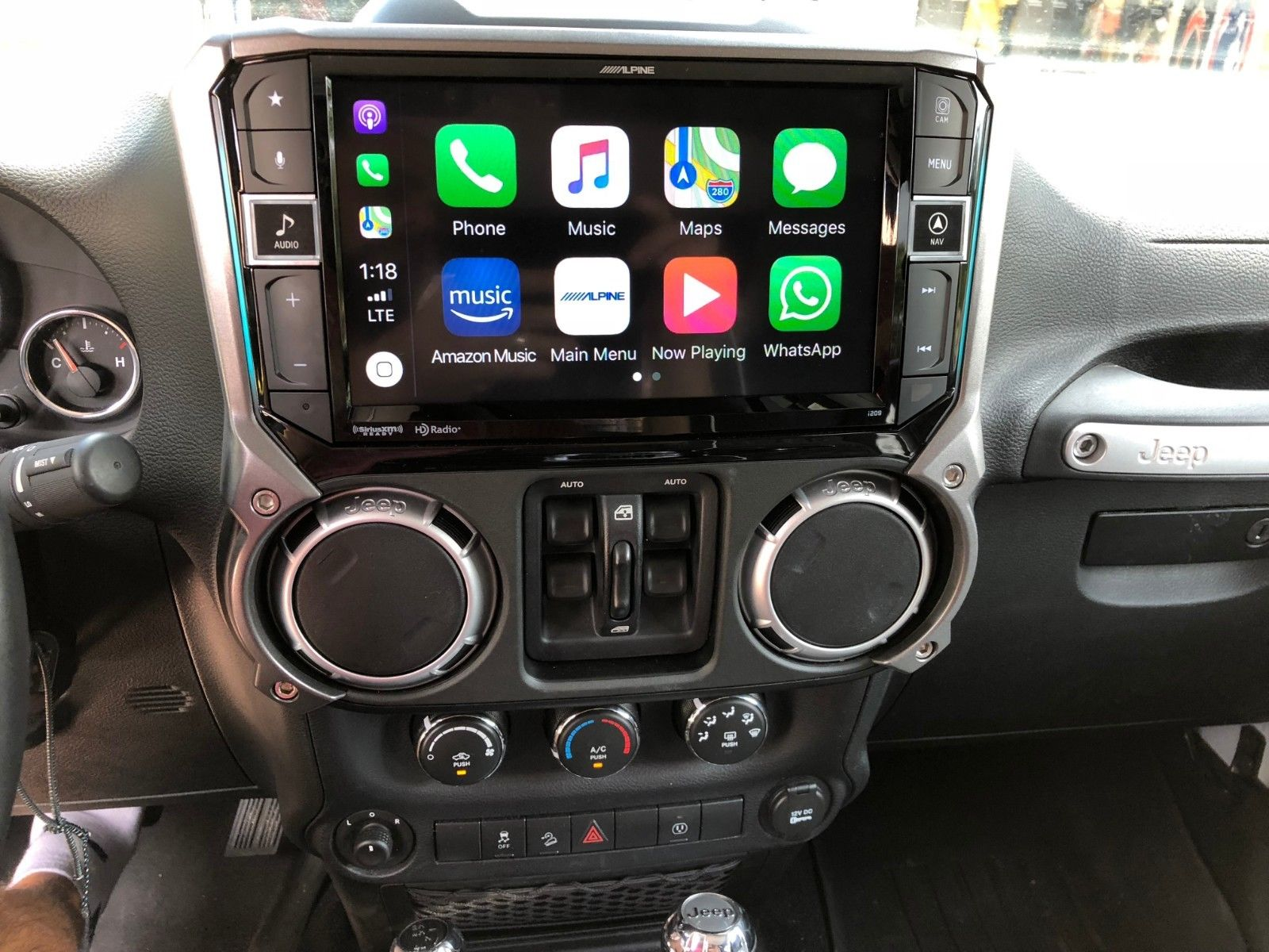 Awesome 2015 Jeep Wrangler Sahara Unlimited 4X4 Fully Custom 4×4, Lifted,  Apple Carplay, Android Auto, Rear Camera, New Top MORE 2019