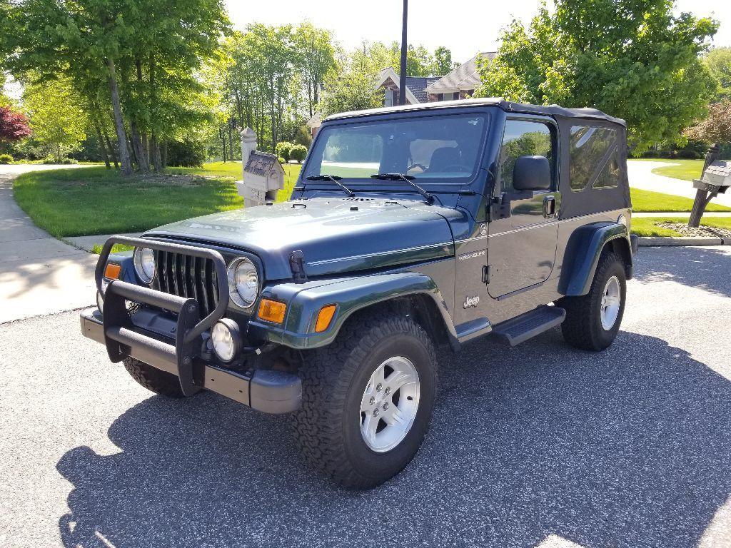 Amazing 2006 Jeep Wrangler Unlimited 2006 Jeep Wrangler Unlimited LJ 58K  Miles Rust Free 2018-2019