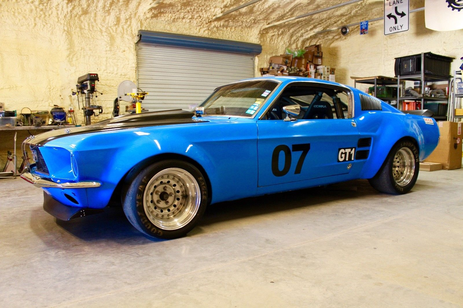 Awesomeamazinggreat Ford Mustang Ford Mustang Fastback Race Car