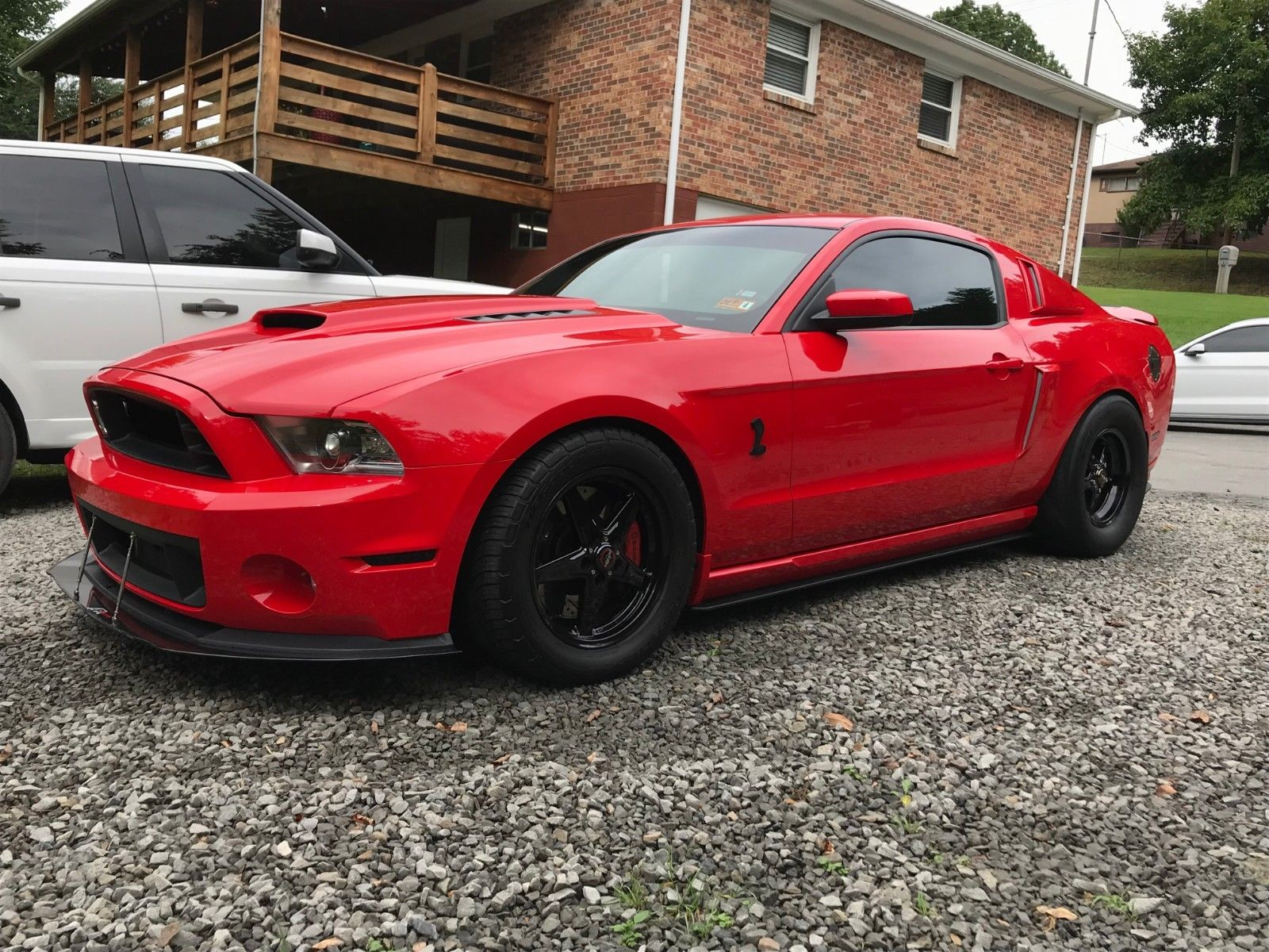 Used 2011 Ford Mustang GT500 2011 Ford Mustang Shelby ...