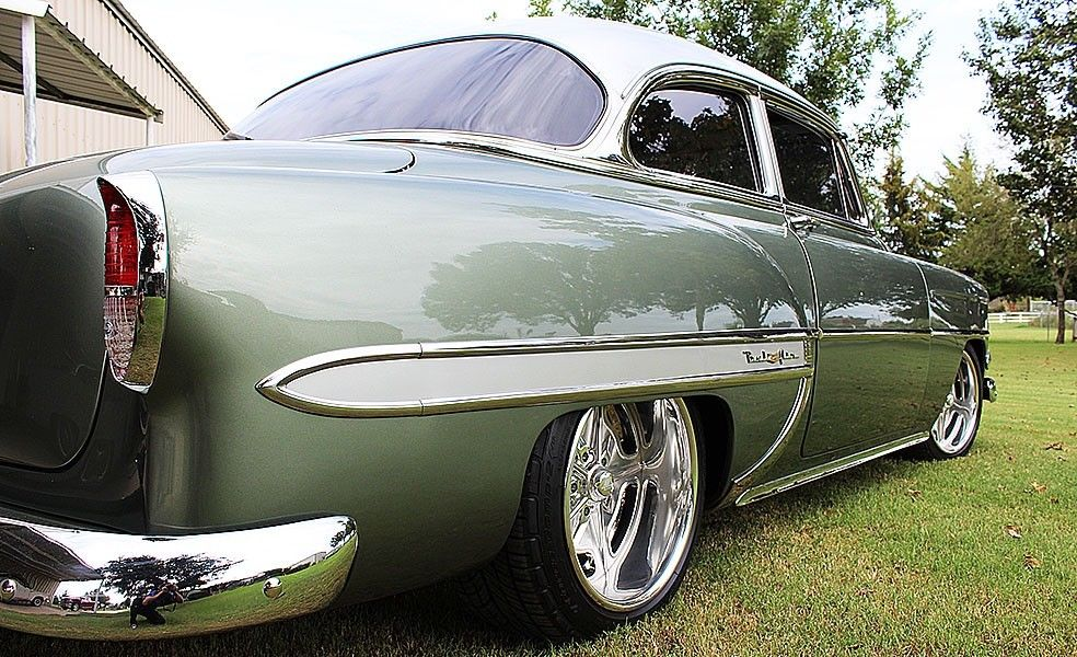 Corvette Zo6 For Sale >> Awesome 1954 Chevrolet Bel Air/150/210 1954 Chevy Bel Air