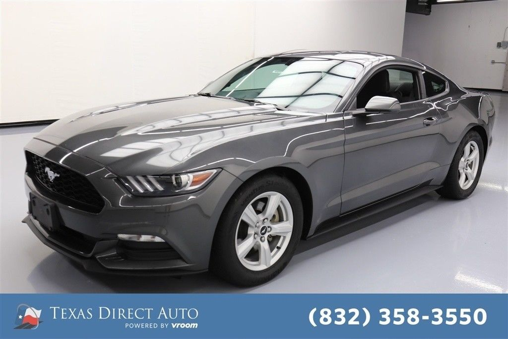 Awesome Ford Mustang V6 Texas Direct Auto 2017 Used 3 7l 24v Automatic Rwd Coupe 2018 2019