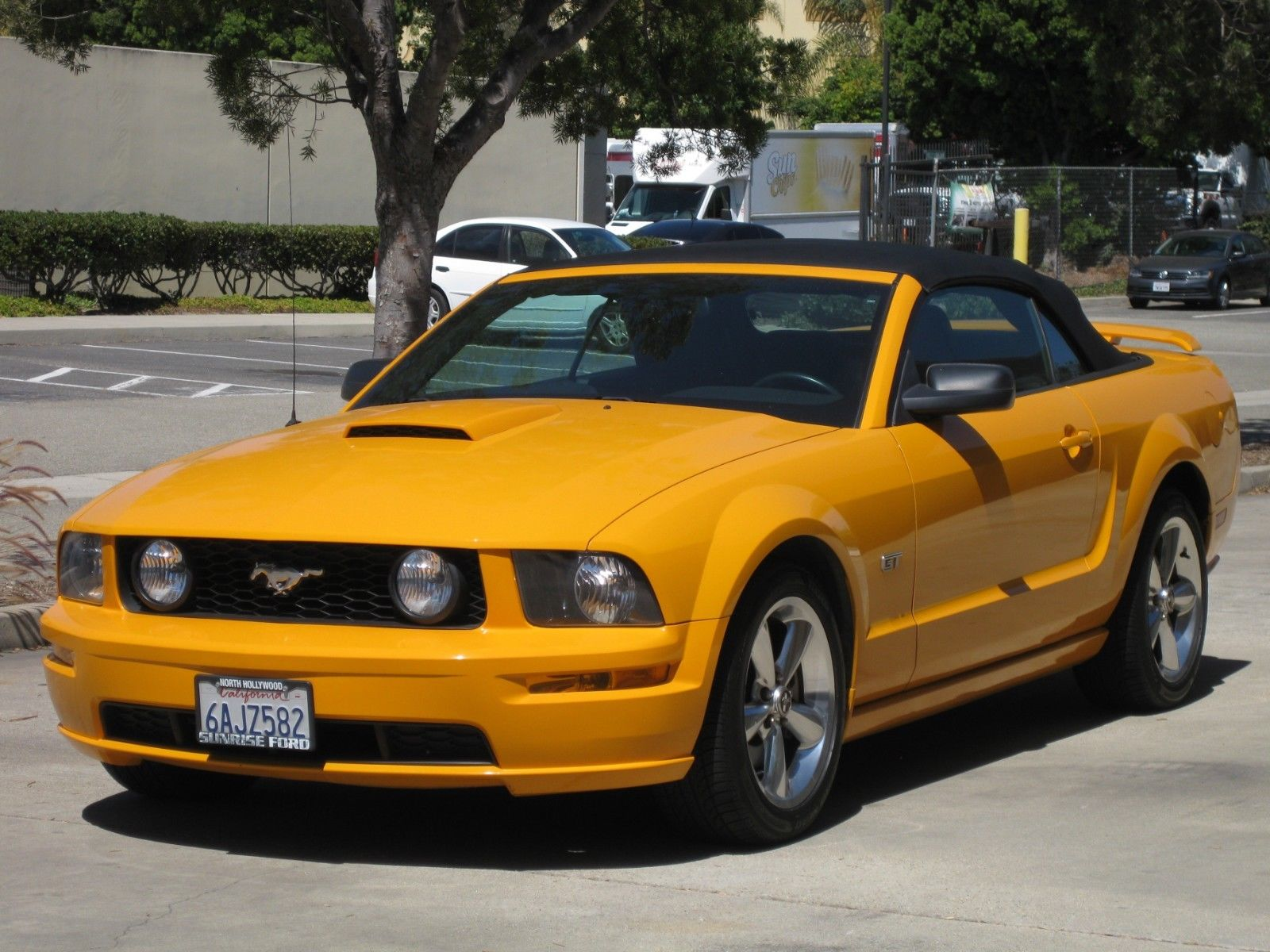 Amazing 2007 Ford Mustang 2007 Ford Mustang Gt Grabber