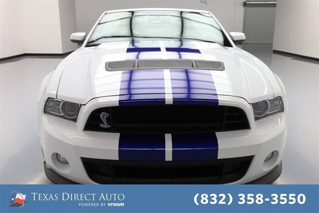 Amazing Ford Mustang Shelby Gt500 Texas Direct Auto 2014 Shelby