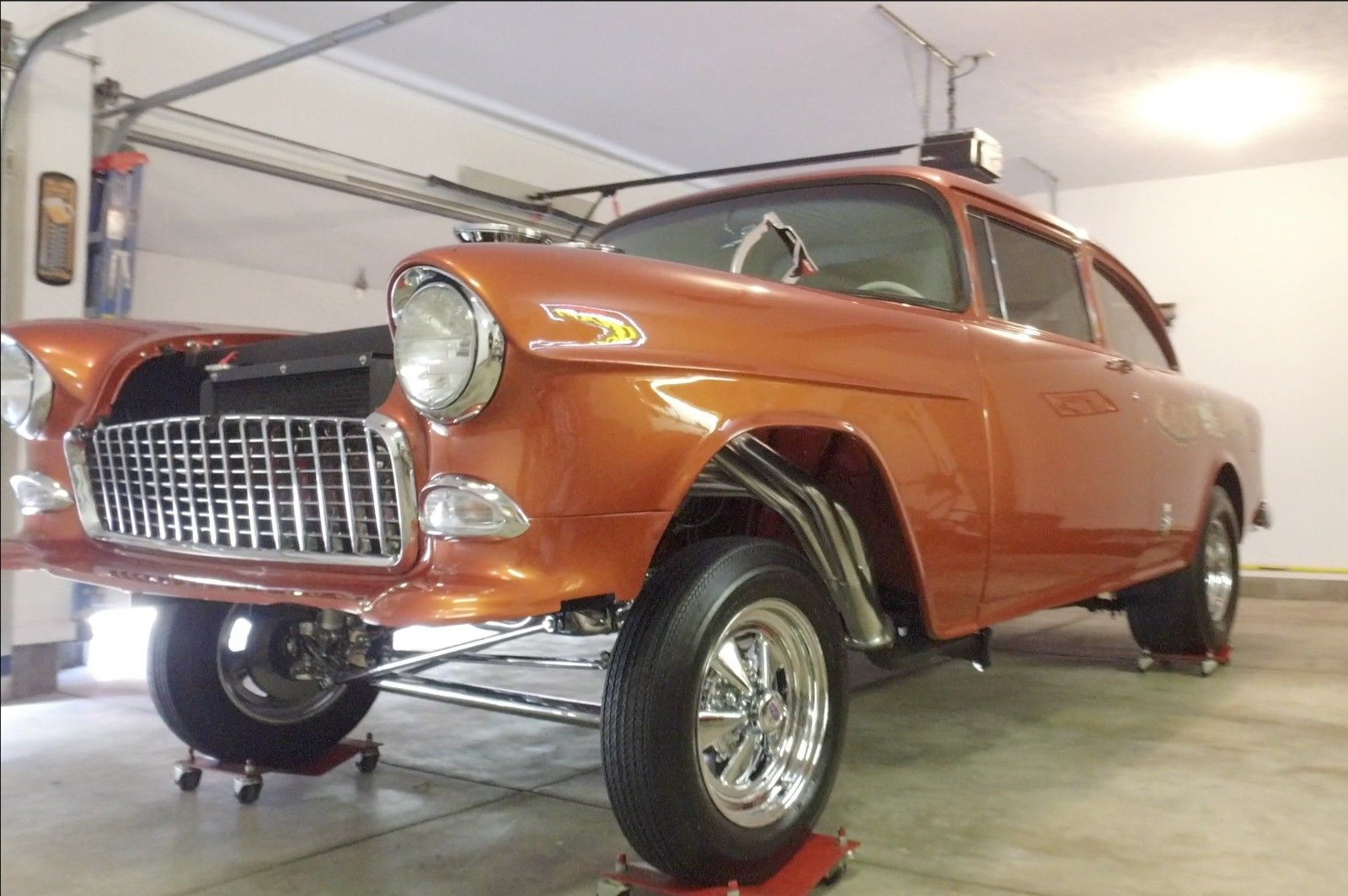 Awesome 1955 Chevrolet Bel Air/150/210 1955 Chevy 55 Chevy ...
