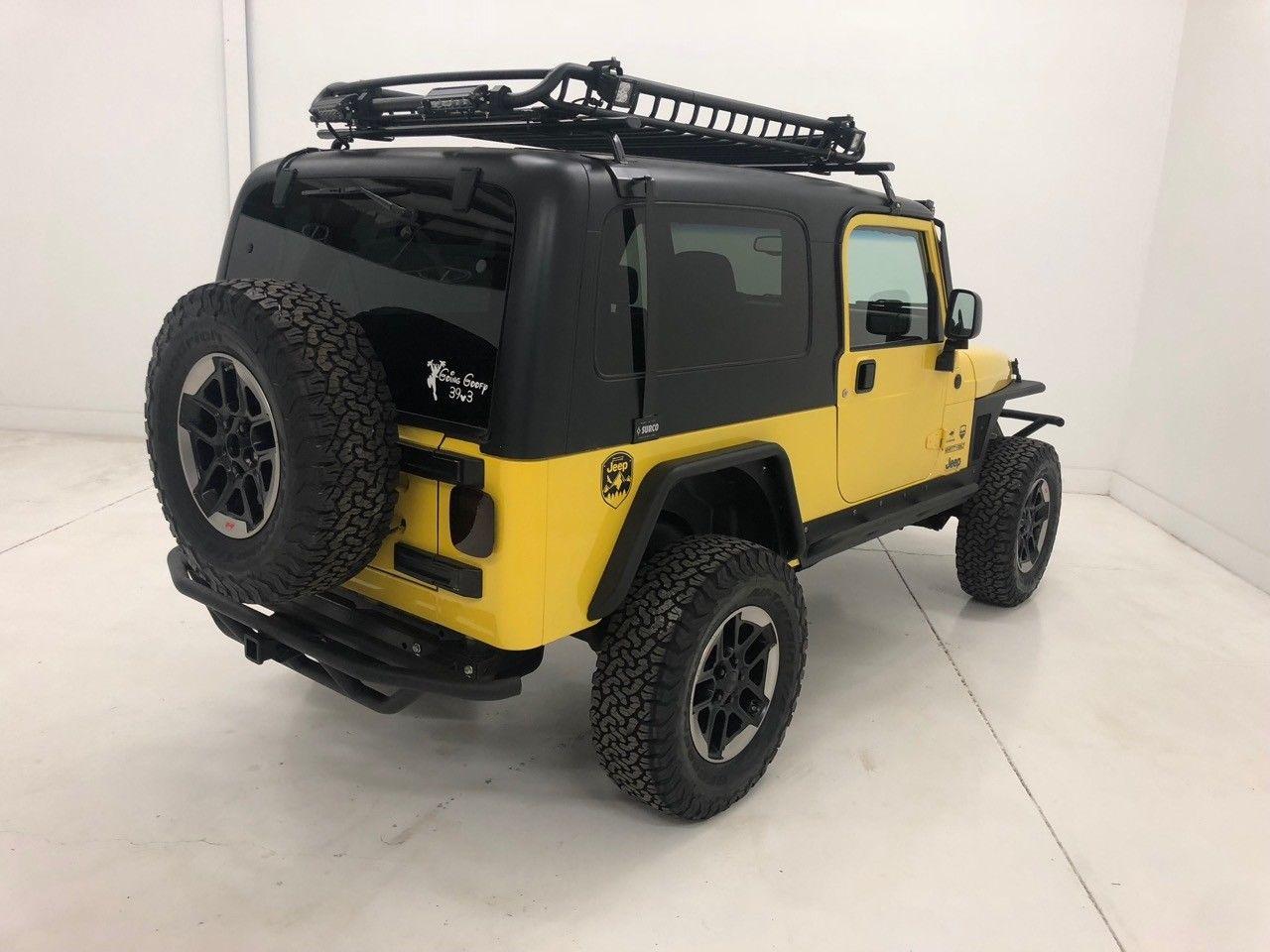 Used 2004 Jeep Wrangler Sport 2004 Jeep Wrangler Unlimited