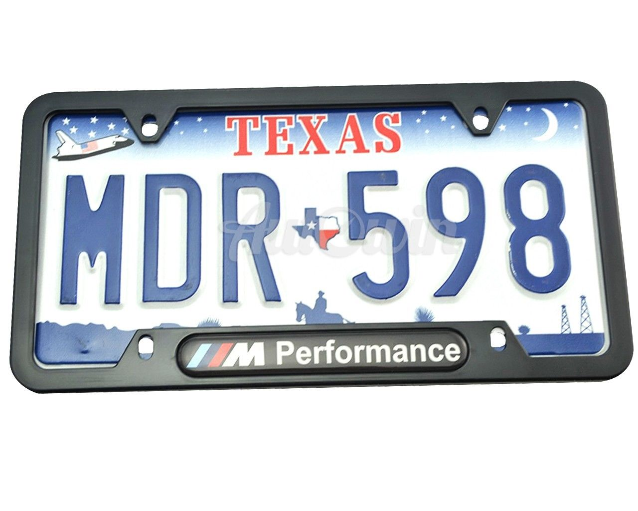 Great BMW USA Standart Vehicle License Plates Frames with M ...