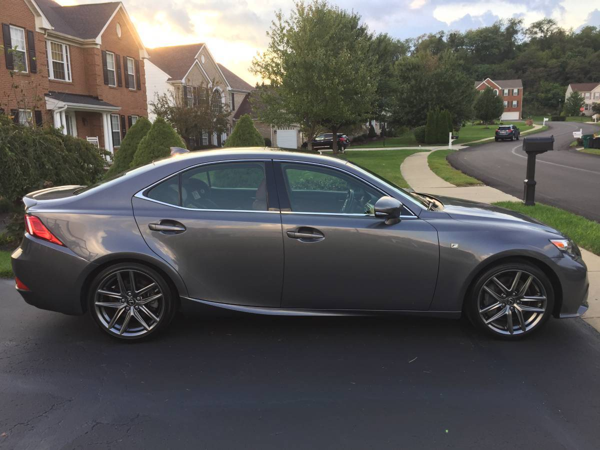 Amazing 2014 Lexus Is F Sport Lexus Is 350 F Sport 4dr Sdn