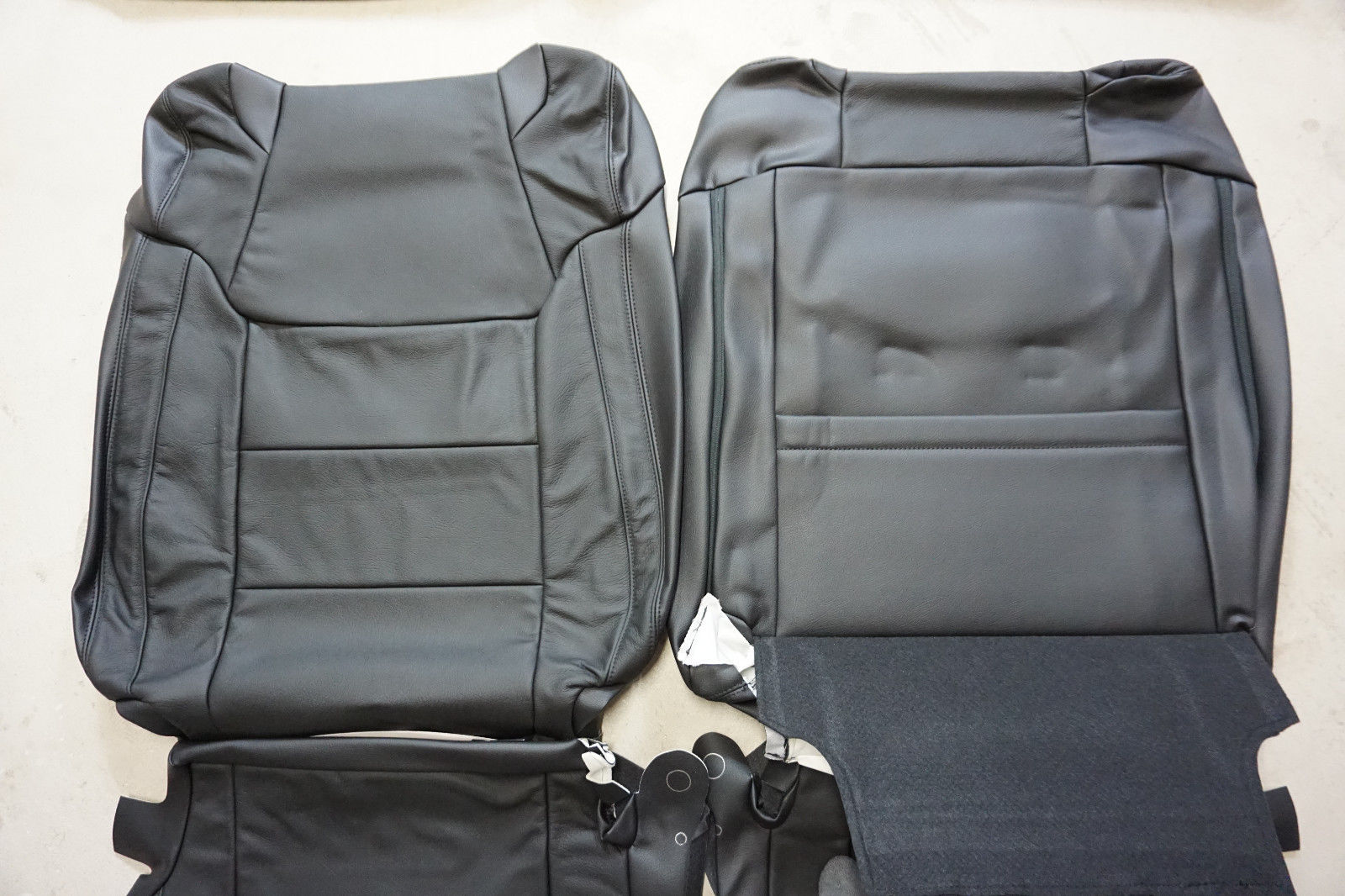 Trd Pro Tundra >> 2016-2019 Toyota Tundra Crewmax SR5 / TRD PRO leather seat covers 2019 - MyCarBoard.com