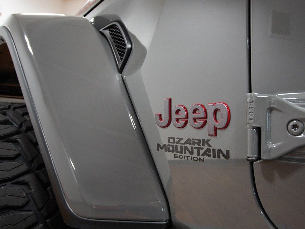 Great Wrangler Jl Unlimited Rubicon Ozark Mountain Edition