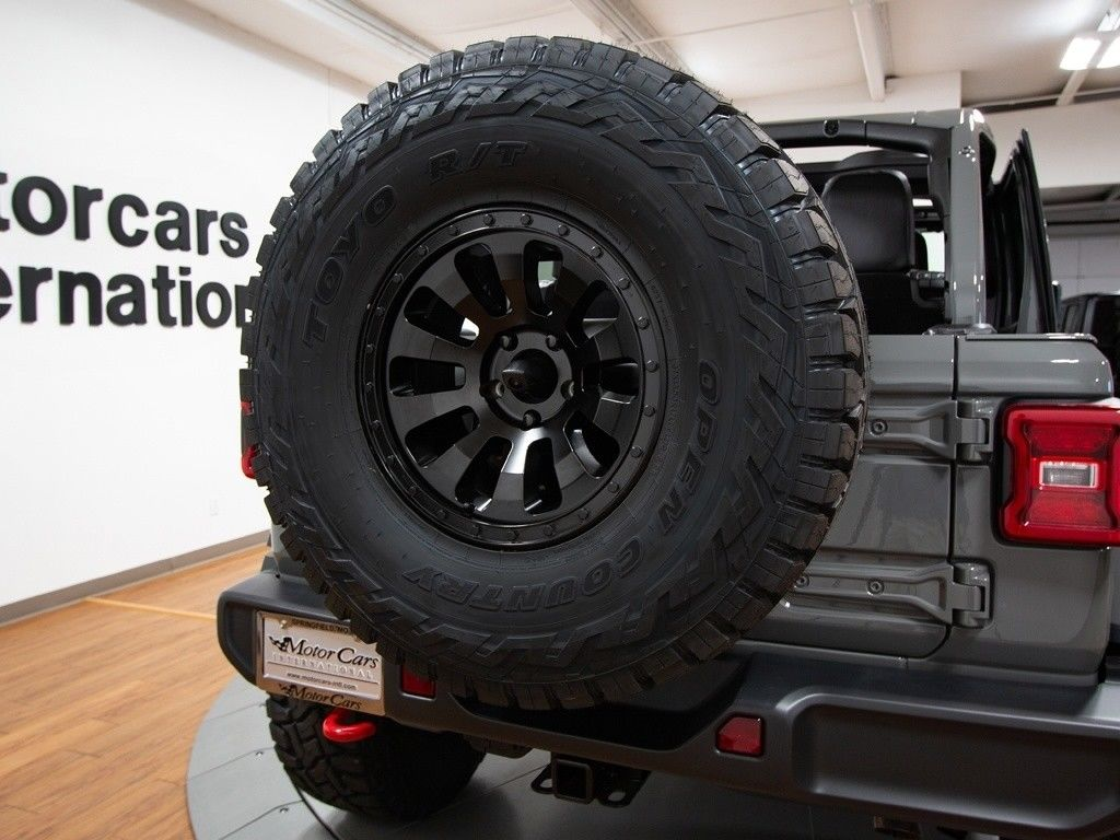 Great Wrangler JL Unlimited Rubicon Ozark Mountain Edition ...