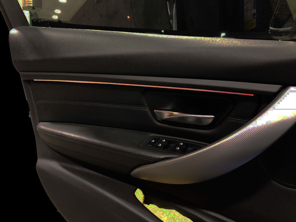 Used Cars Dealers >> BMW F30 & F31 Ambient Light Upgrade -Interior Styling Best ...
