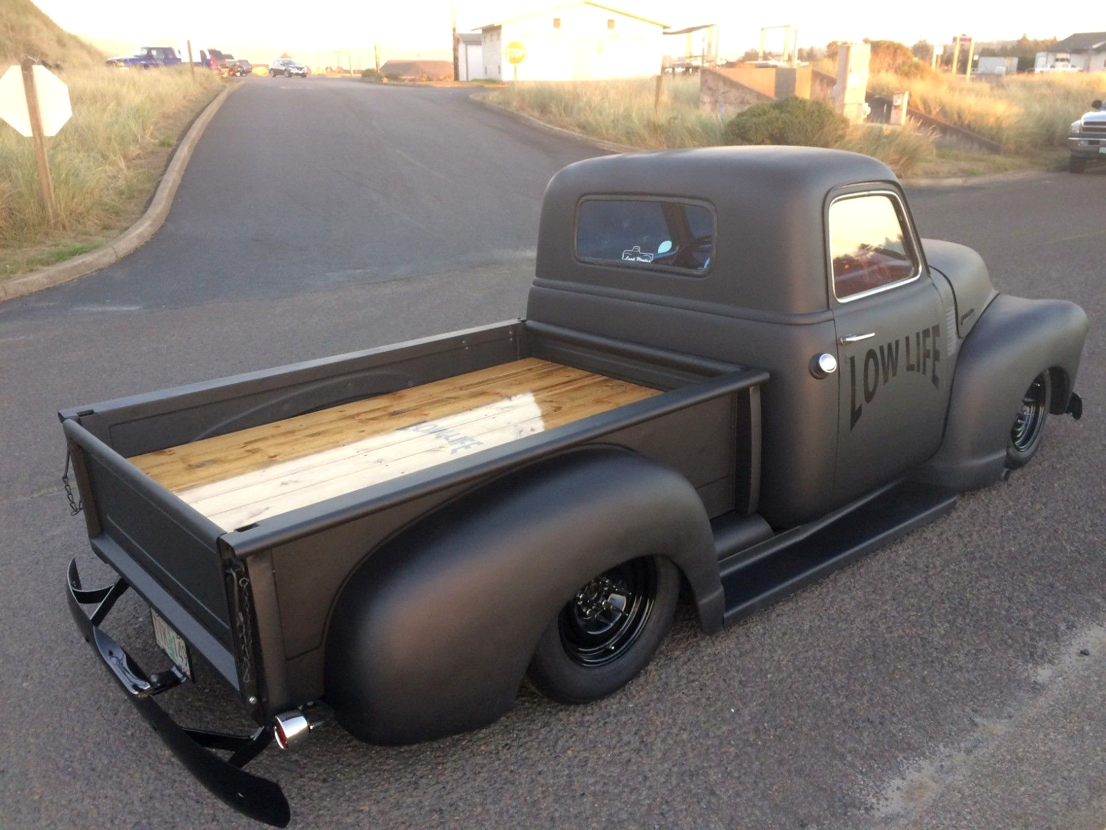 Amazing 1954 Chevrolet Other Pickups Chevy Truck 3100 Short Bed C10 Pick Up Air Ride Bagged Rat Rod Low Rider Hot C 10 2018 2019