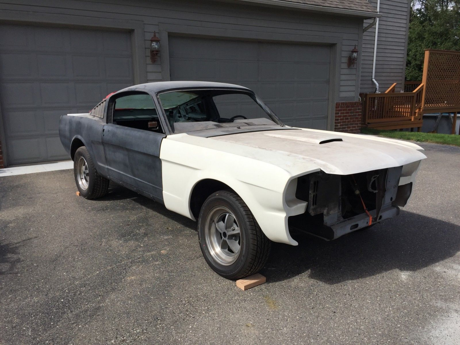 Amazing 1965 ford mustang fastback 1965 65 mustang fastback 289 4v a code 4 speed 3 00 trac loc project 2019