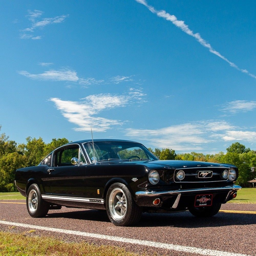 Awesome 1966 ford mustang k code fastback 1966 ford mustang k code fastback 2018