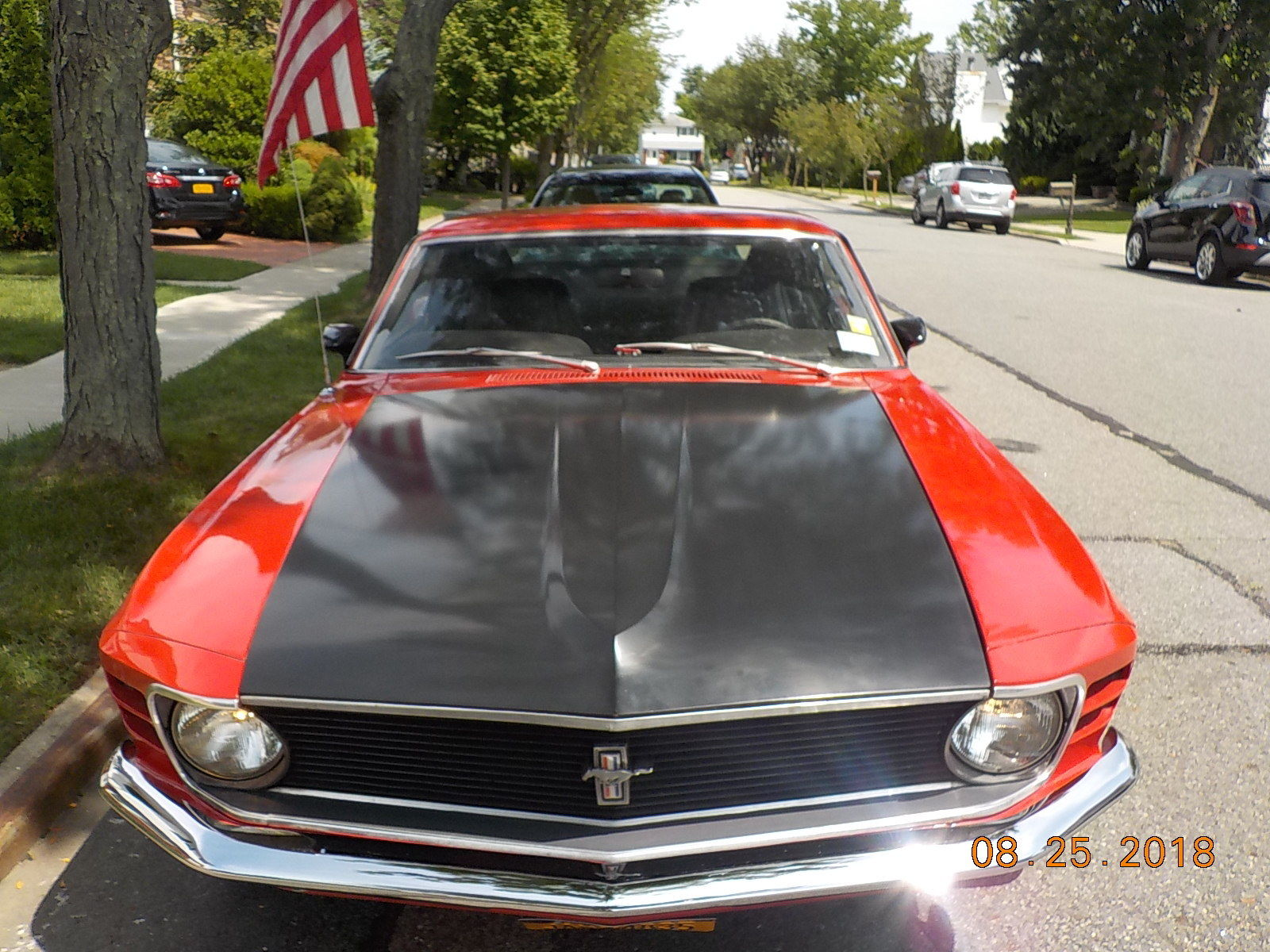 Amazing 1970 Ford Mustang Fastback Other Classic Muscle Cars Pantera
