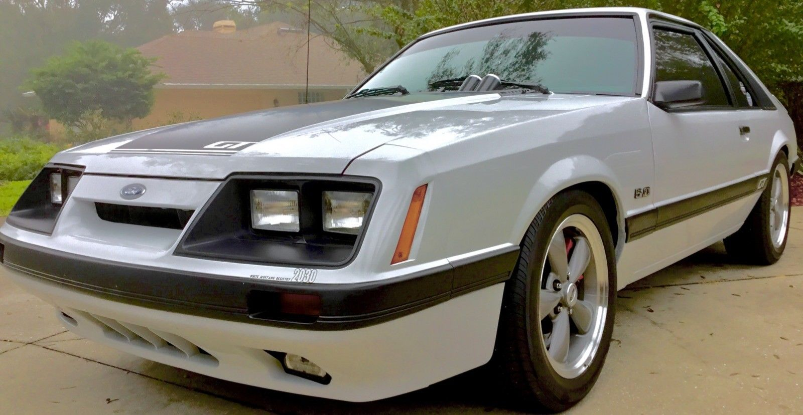 Great 1986 ford mustang gt 1986 ford mustang gt cobra tribute car 2018 2019